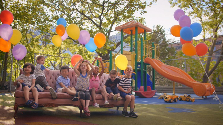 Une garderie pour tous : la Garderie Papillon au cœur d'une série documentaire de Canal Vie