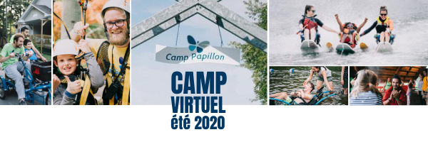 Camp Papillon virtuel